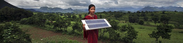INSIDE STORY: Transforming India into a solar power